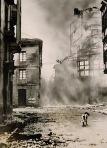 Das bombardierte Guernica