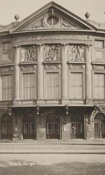 Wiener Bürgertheater (2)