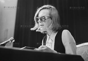 Die Schriftstellerin Ingeborg Bachmann (2)