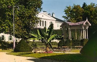 Kurpark in Bad Gleichenberg