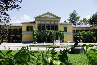 Die Kaiservilla in Bad Ischl, © IMAGNO/Alliance for Nature