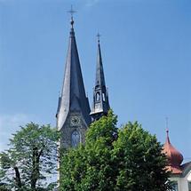 Pfarrkirche von Bad Leonfelden