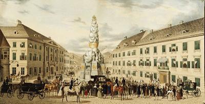 Stadtansicht Baden bei Wien