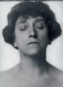 Kammersängerin Anna Bahr-Mildenburg