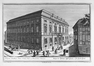 Das Bundeskanzleramt in Wien