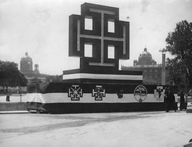 Kruckenkreuz der Vaterländischen Front