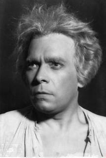 Portrait Ewald Balser