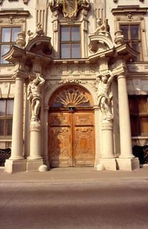 Palais Kinsky in Wien