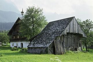 Bauernhaus in der Gegend von Abtenau