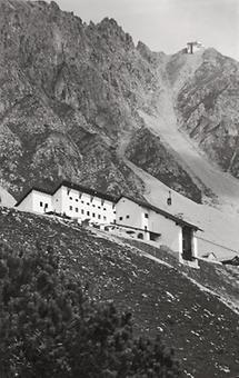 Station Seegrube der Nordkettenbahn