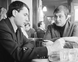 Gerhard Rühm und Konrad Bayer