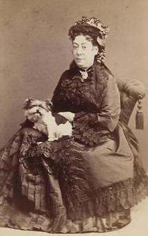 Portrait von Frau Beckmann