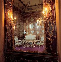 Das Millionenzimmer im Schloß Schönbrunn