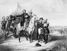 Die Anführer der Revolutionsarmee