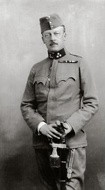 Graf Leopold Berchtold