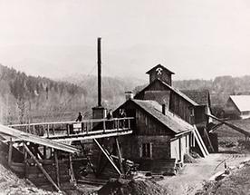 Bergwerkgebäude