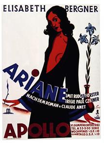Film-Plakat: Ariane