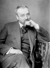 Portrait Alfred Bernau