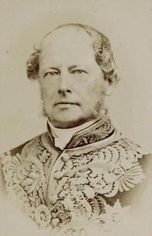 Portrait Friedrich Ferdinand Graf von Beust (1)