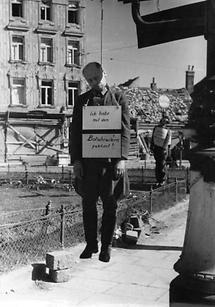Hinrichtung von Karl Biedermann