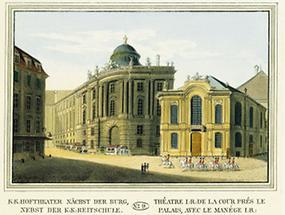 K. K. Hoftheater in Wien