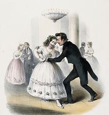 Die Tanz-Unterhaltung