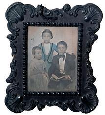 Biedermeier-Gruppenbild