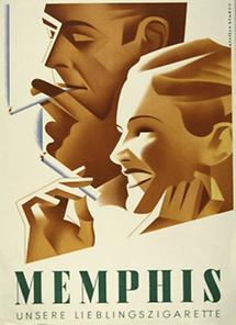 Plakat für Memphis