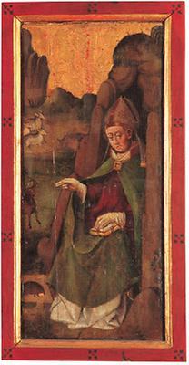 Flügel vom ehemaligen Nothelfer-Altar