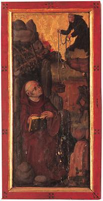 Flügel vom ehemaligen Nothelfer Altar