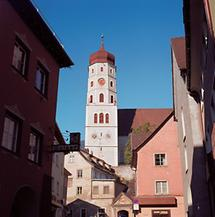 Kirche Hl. Laurentius in Bludenz, Vorarlberg