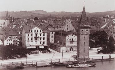 Lindau am Bodensee, © IMAGNO/Austrian Archives