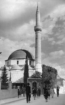 Hauptmoschee von Mostar