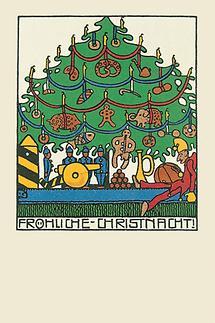 Wiener Werkstätte-Postkarte No. 176