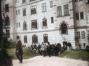 Arbeiterheim in Breitensee