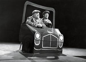 Helmut Qualtinger und Gerhard Bronner (1)