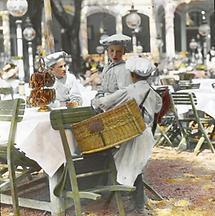 Brotverkäufer (1)