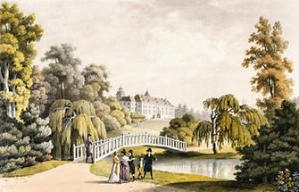 Garten des Grafen Johann Nepomuk Ernst Harrach