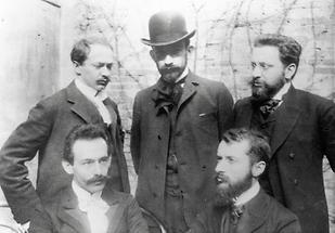 Die Gründer des Jüdischen Verlags in Berlin (1)