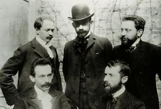 Die Gründer des Jüdischen Verlags in Berlin (2)