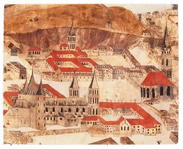 Romanische Dom in Salzburg