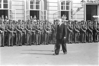 Parade des Bundesheers