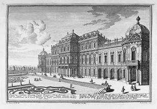 Oberes Belvedere in Wien