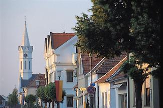 St. Margarethen mit Pfarrkirche hl. Johannes