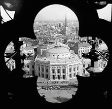 Wien: Blick vom Rathausturm