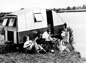 Urlaub mit dem Wohnwagen