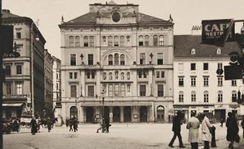 Das Carl-Theater in der Praterstraße 31