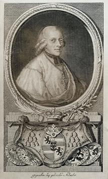 Fürsterzbischof Hieronymus Graf Colloredo