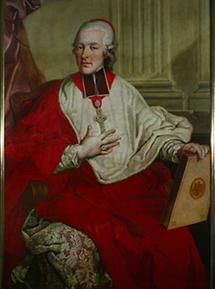 Prinz Erzbischof Hieronymus Graf Colloredo