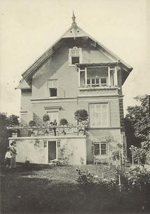 Villa Arthur Schnitzler